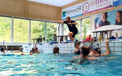 Kom zwemmen bij KZV de Lansingh en train tot september 2021 gratis mee!